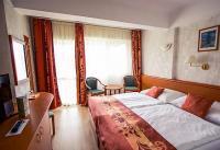 Hotel Panoráma*** - elegáns szobák panorámás kilátással a Balatonra