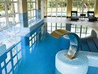 A 4* Bodrogi Kúria Wellness medencéi wellness szolgáltatásokkal
