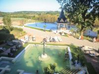 Borostyán Med Hotel wellnessel, teljes ellátással Nyíradonyban