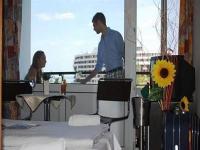 Szép szoba kilátásssal a Balatonra - Hotel Europa Siófok