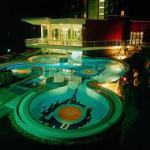Termál Hotel Aqua Hévizen - Külső medence - Gyógyhotel Aqua