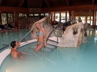Termálvizes medence a Danubius Health Spa Resort**** Hévíz szállodában