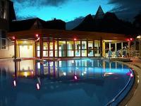 Danubius Termál Hotel**** Heviz szabadtéri medencéje
