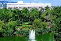 Hotel Flamenco 4 csillagos szálloda Budán a Feneketlen Tónál