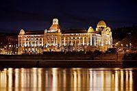 4 csillagos Danubius Hotel Gellért patinás szálloda Budapesten
