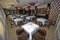 Hotel Délibáb**** étterme Hajdúszoboszlón elegáns környezetben