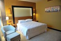 Hotel Sheraton**** kétágyas szobája Kecskeméten
