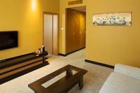 Sheraton Hotel Kecskemét luxus kétágyas szobája