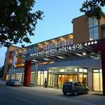 Hunguest Hotel Aqua Sol szálloda közvetlen átjárással a gyógyfürdőbe