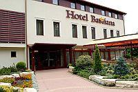 Hotel Bassiana Sárvár - 4 csillagos hotel Sárváron a Várkerületben