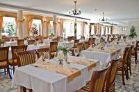 Calimbra Wellness Hotel étterme Miskolctapolcán kíváló konyhával