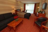 Luxus kétágyas szoba az 5* Divinus Hotelben Debrecenben