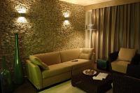 Elegáns lakosztály az Echo Residence All Suite Luxury Hotelben Tihanyban