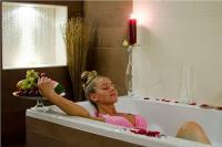 4* Wellness Hotel Gyula kényeztető aromafürdője wellnesst kedvelőknek