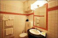 Hotel Írottkő Kőszeg - Fürdőszoba az Írottkő szállodában