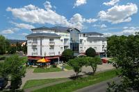 Kristály Hotel Keszthelyen a Balatonnál akciós, félpanziós csomagokkal