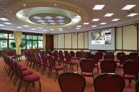Modern konferenciaterem Sopronban a Hotel Lövér szállodában