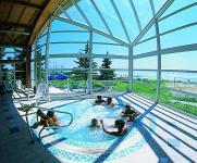 Wellness szálloda panorámás kilátással a Balatonra Balatonkenesén