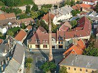 Park Hotel Minaret Eger szálloda Eger belvárosában