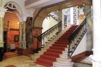 Hotel Palatinus  City Center Pécs elegáns lépcsöháza
