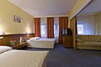 Hotel Palatinus - soproni 3-4 fős apartmanok a belvárosban a Palatinus Szállóban