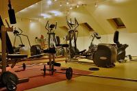 Palace Hotel fitness terme a 4 csillagos hévizi szállodában