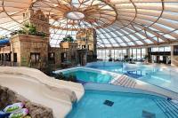 Aquaworld Resort Hotel Budapest, Európa legnagyobb víziparkja, aquaparja, csúzdaparkja