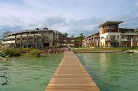 Hotel Silverine Resort 4* Közvetlen vízparti szálloda a Balatonnál