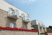 Zenit Hotel Vonyarcvashegyen panorámás kilátással a Balatonra