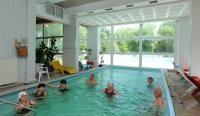 Belső medence - Hajdúszoboszlón a Hotel Hőforrásban