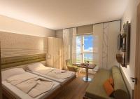JUFA Vulkán Hotel 4* és Fürdő Celldömölk - szabad kétágyas szobája