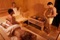 Szauna Zalakaroson a Hotel Karos Spa**** szállodában