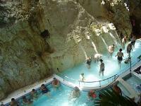 Barlangfürdő Magyarországon, termálvizes barlangfürdő Miskolctapolcán