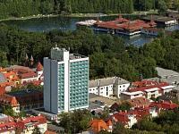 Hotel Panoráma Hévíz - szállás Hévízen akciós, félpanziós áron