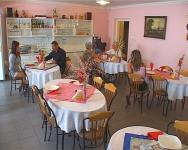 Hajdúszoboszló - étterem Hajdúszoboszlón a Márvány panzióban