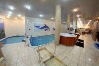 Szindbád Wellness Hotel*** Balatonszemesen medencékkel