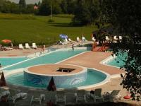 4* Hotel Termálkristály Aqualand Ráckeve termál gyógyvízes medencéi