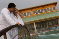 Akciós wellness hétvége Mosonmagyaróváron gyógyvizes medencékkel