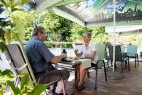 Hotel Fit Heviz a Hévízi Gyógytó közelében várja vendégeit akciós félpanziós csomagajánlatokkal