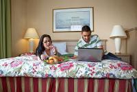 Termál Hotel Fit Hévíz - romantikus kétágyas szoba Hévíz központjában akciós áron